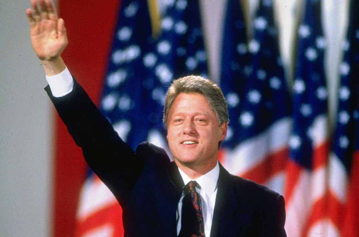 Bill Clinton President