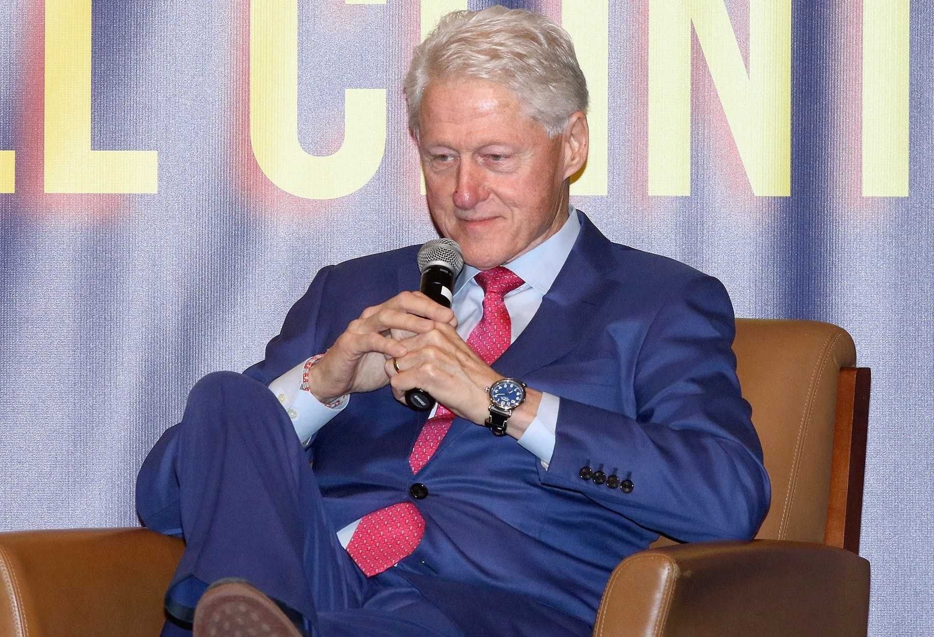 Bill Clinton Governor