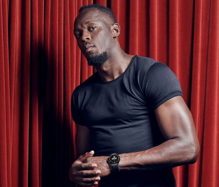 Usain Bolt, Jamaican retired sprinter