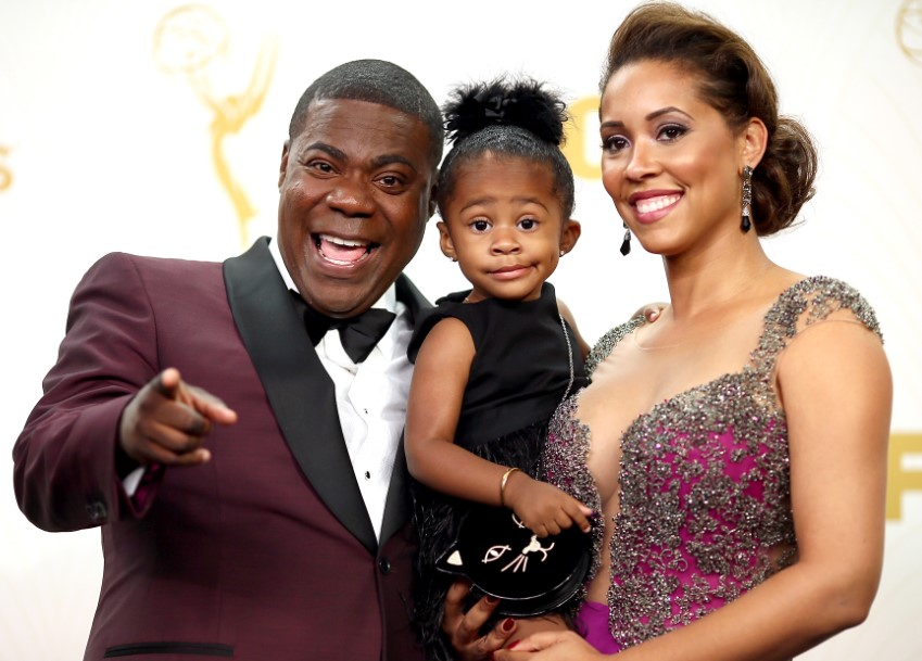 Tracy Morgan wife