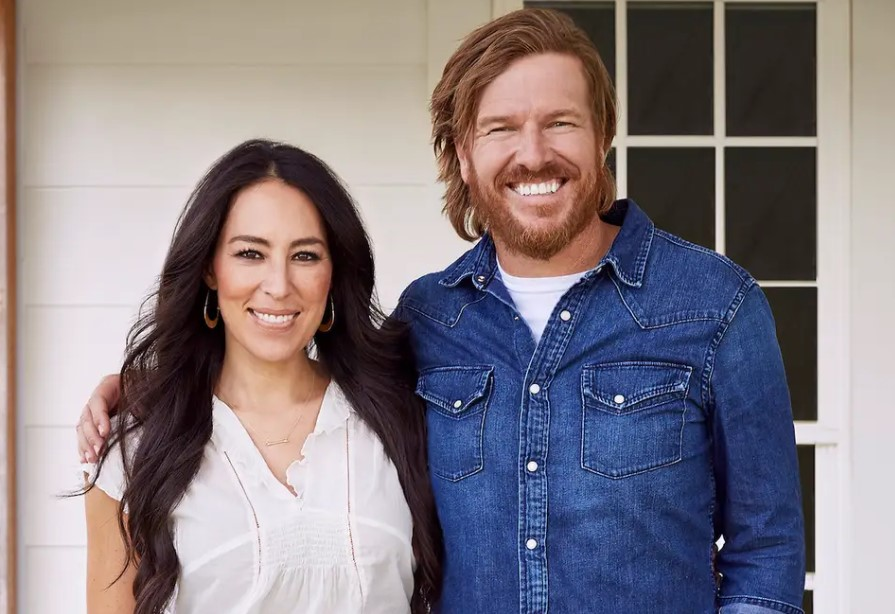 Joanna Gaines married