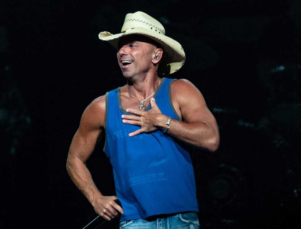 Kenny Chesney Famous For