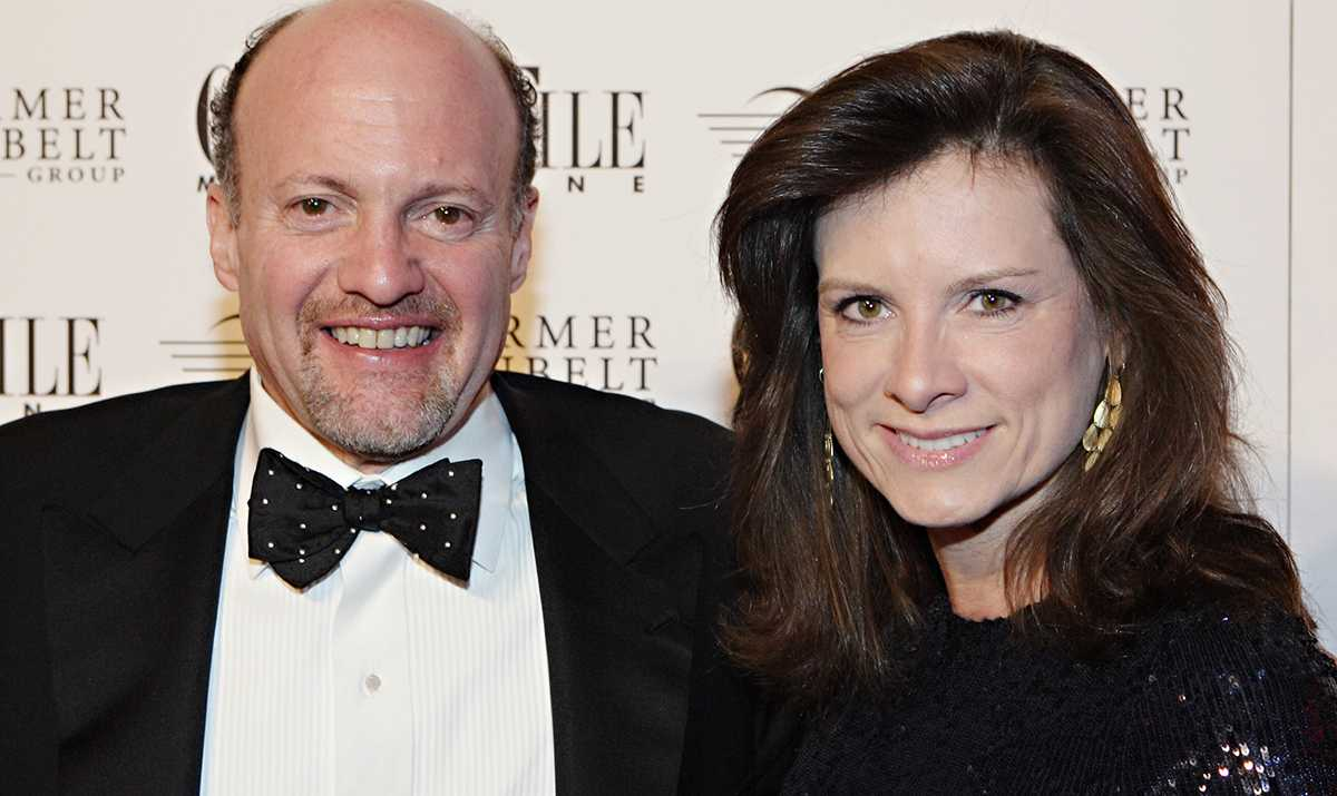 Jim Cramer Wife