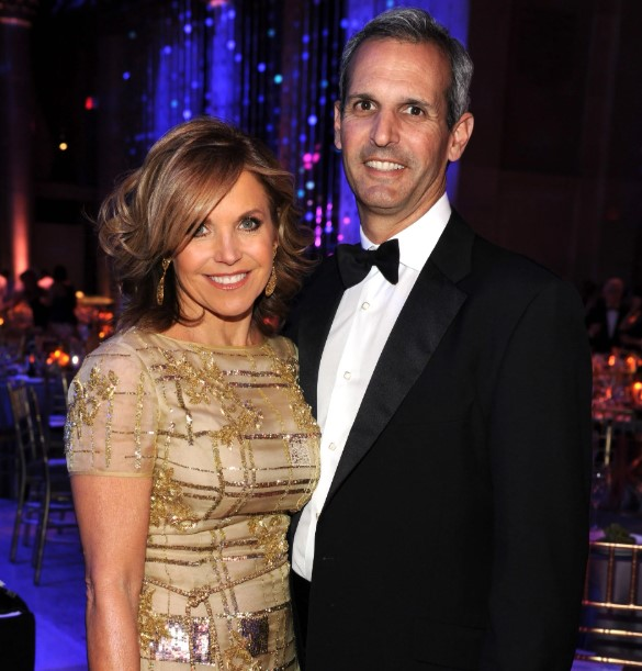 Katie Couric Husband
