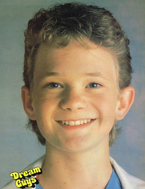 Neil Patrick Harris young