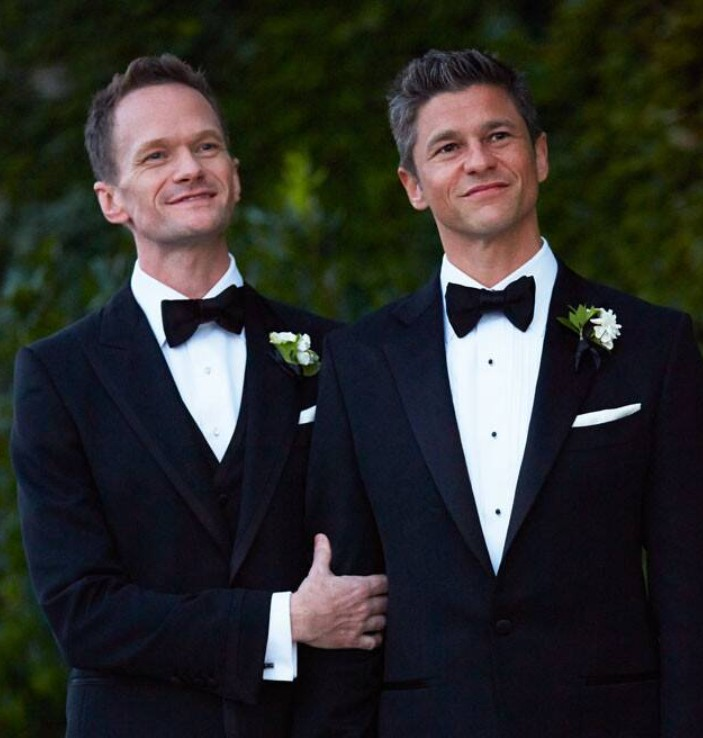 Neil Patrick Harris husband