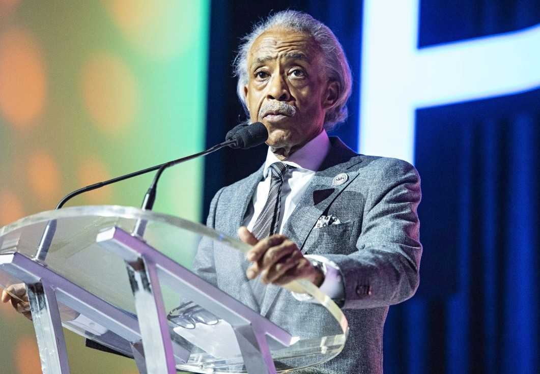 Al Sharpton Career