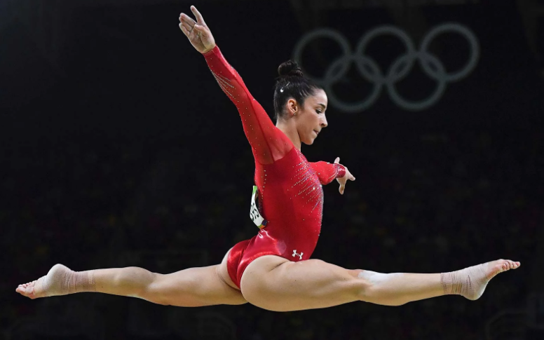 Two-Time Olympian, Aly Raisman