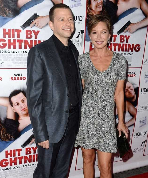 Jon Cryer Wife
