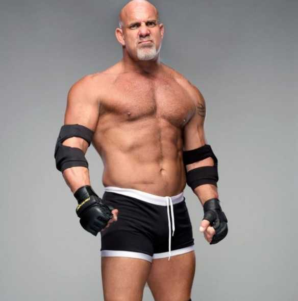 Bill Goldberg Title