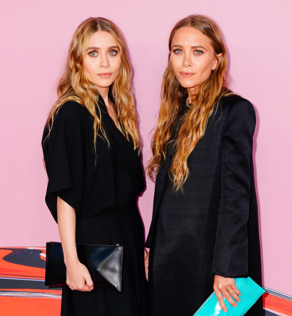 Ashley Olsen and Mary-Kate Olsen (Twins)
