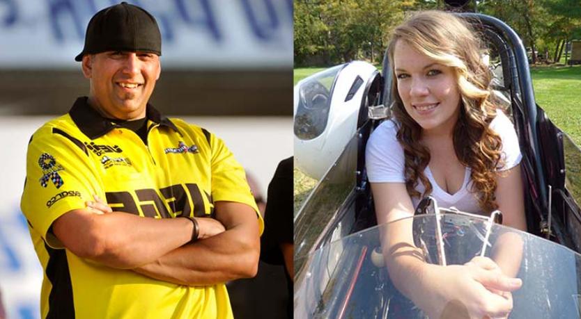 Justin Shearer and his rumored girlfriend, Jackie Braasch