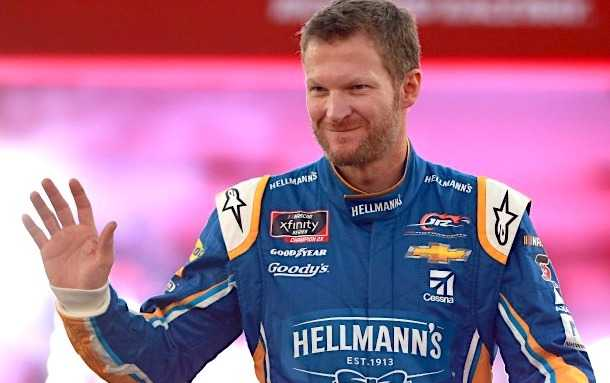Dale Earnhardt Jr Awards