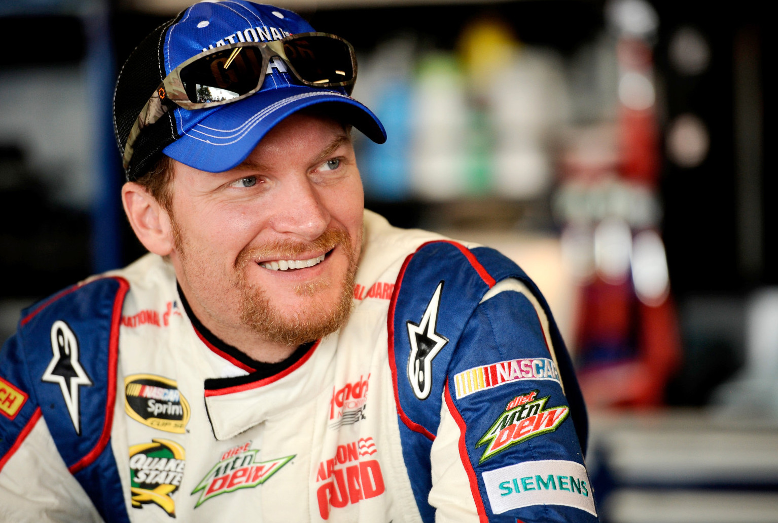 Dale Earnhardt Jr Racing Driver