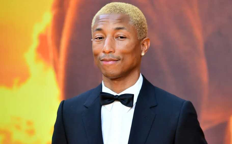 Pharrell Williams Awards