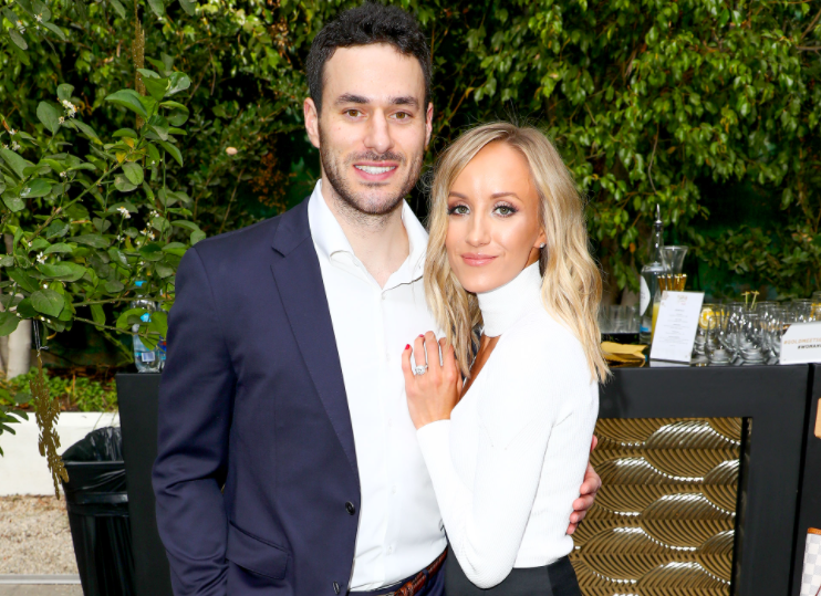 Nastia Liukin and Matt Lombardi ended their engagement and relationship after three years of their togetherness