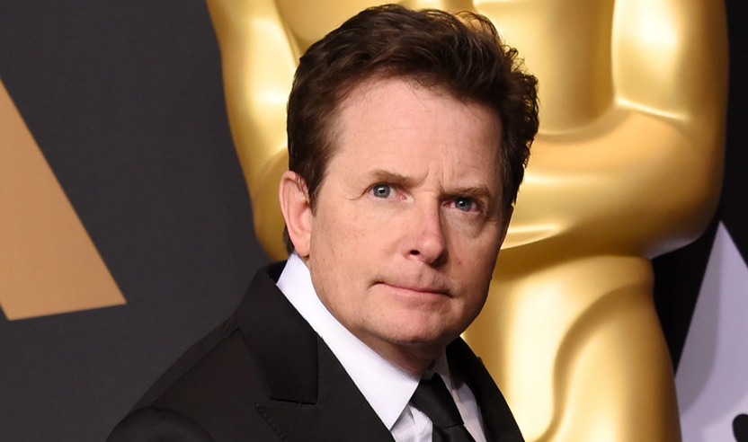Back To The Future actor, Michael J. Fox