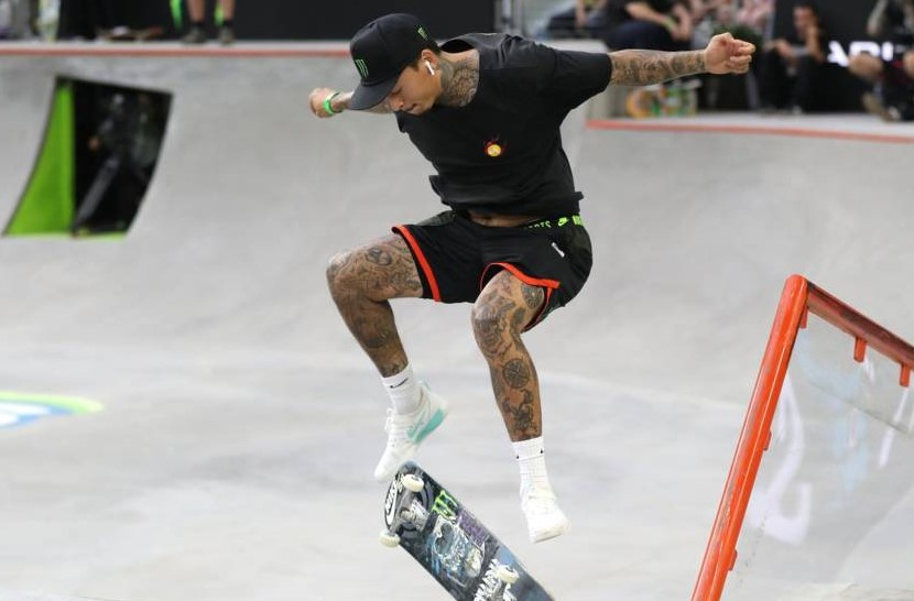 Nyjah Huston Wins