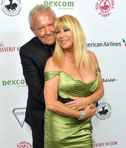 Suzanne Somers husband