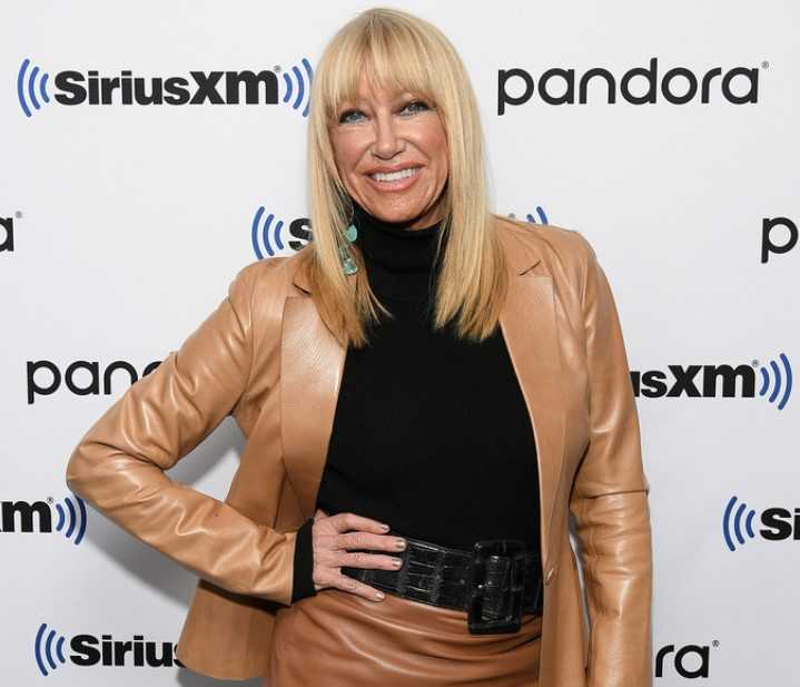 Suzanne Somers Career