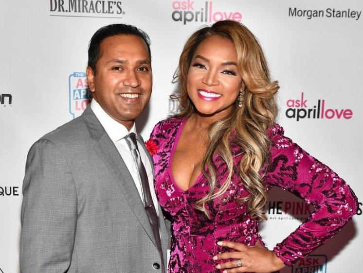 Mariah Huq Husband