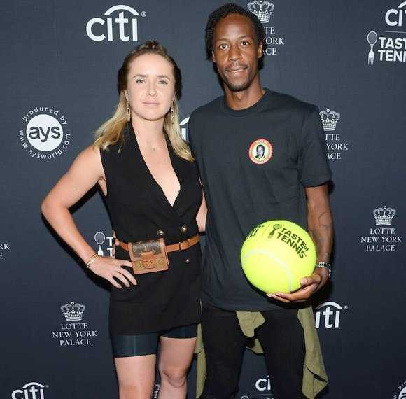 Gael Monfils Girlfriend