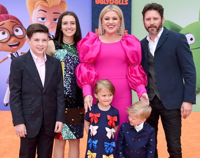 Brandon Blackstock family