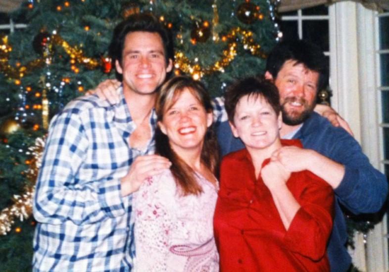 Jim Carrey siblings