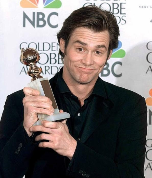 Jim Carrey awards