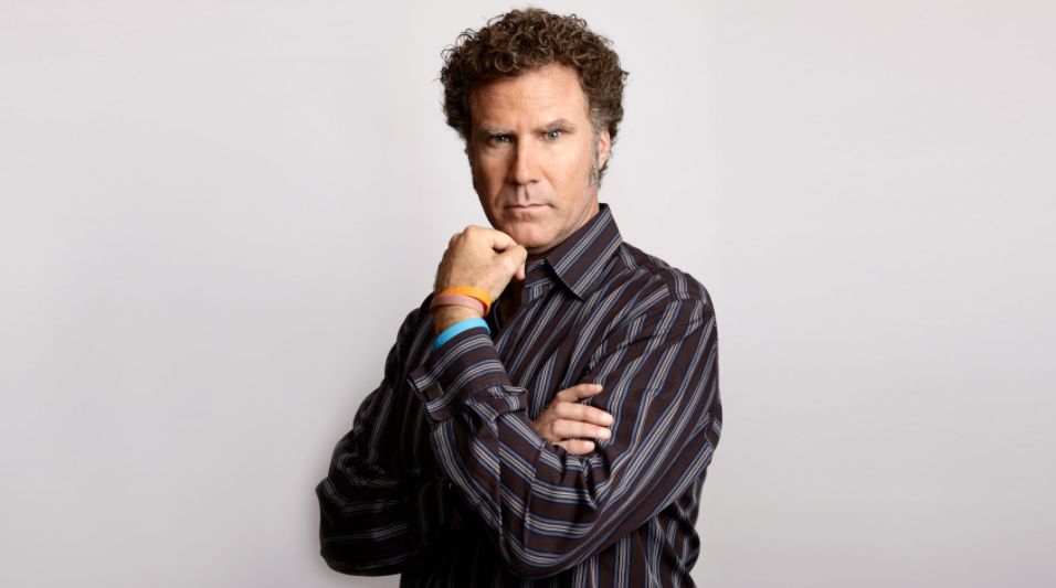 Will Ferrell, a famous actor, comedian, producer, writer, and businessman