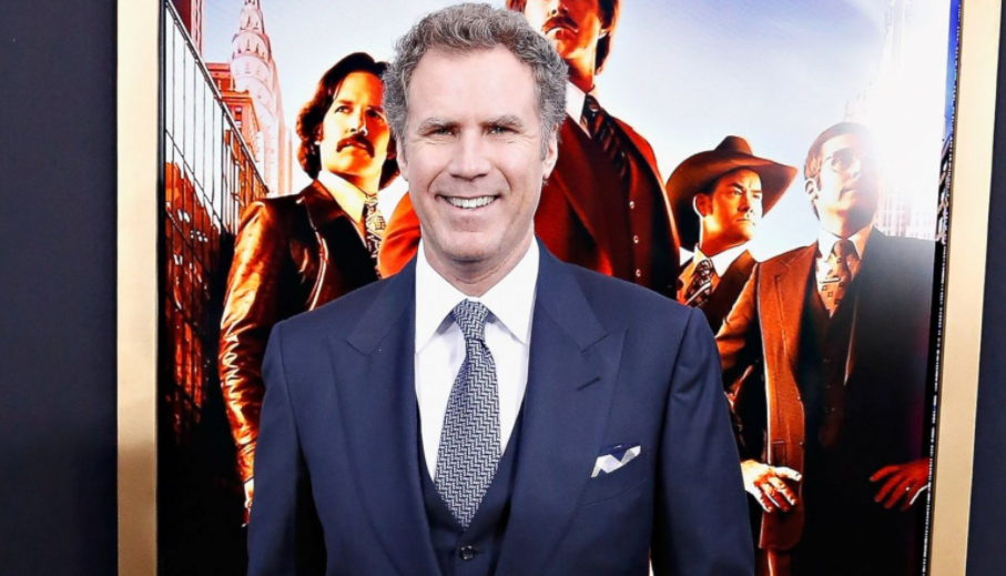 Will Ferrell was named the best comedian of 2015 in the British GQ Men of the Year awards