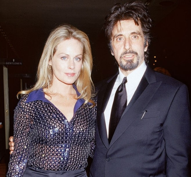 Al Pacino beverly Married