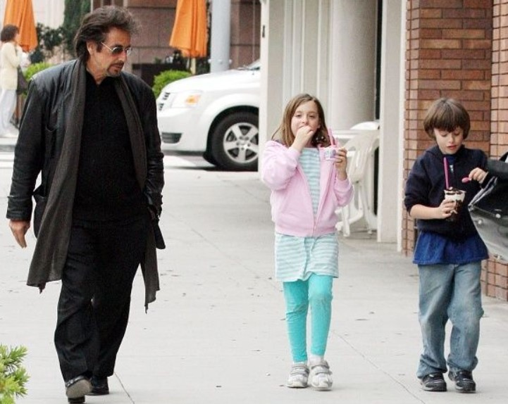 Al Pacino Family