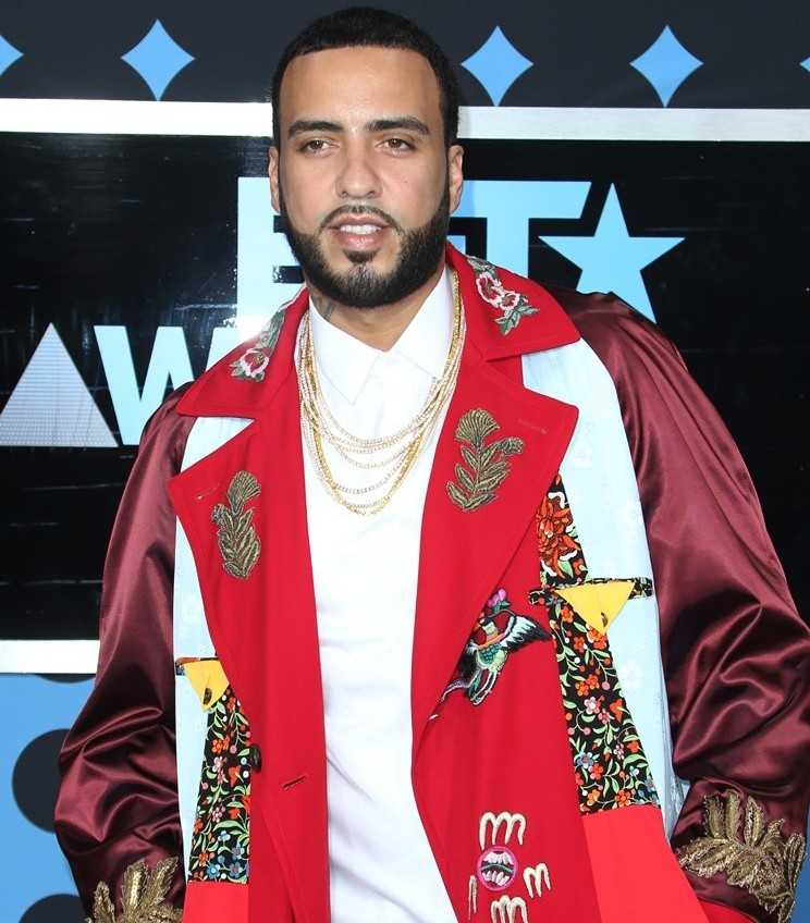 French Montana Awards