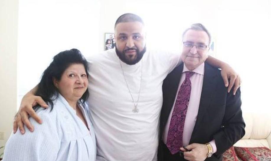 DJ Khaled parents