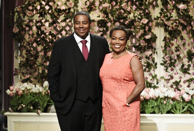 Kenan Thompson mother