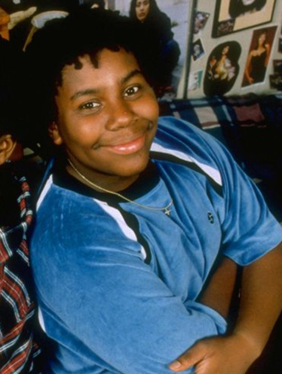 Kenan Thompson young