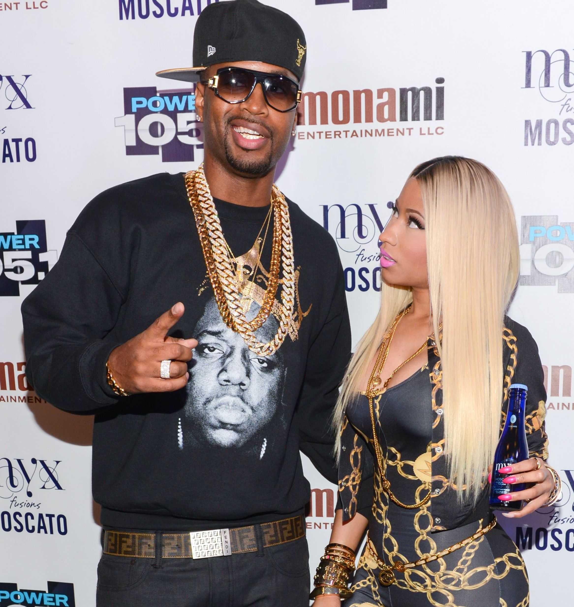 Nicki Minaj Ex