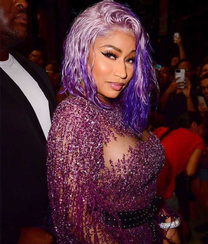 Nicki Minaj Rapper