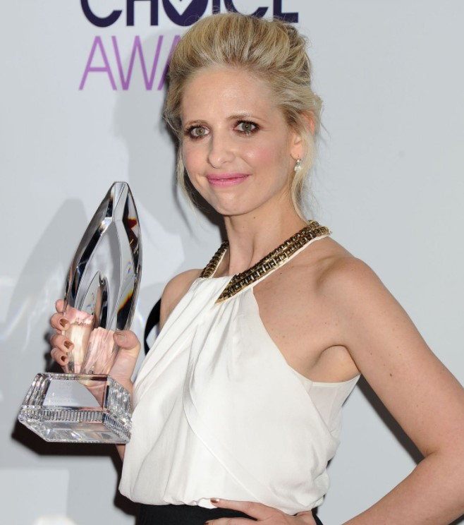 Sarah Michelle Gellar awards