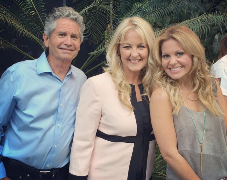Candace Cameron Bure parents