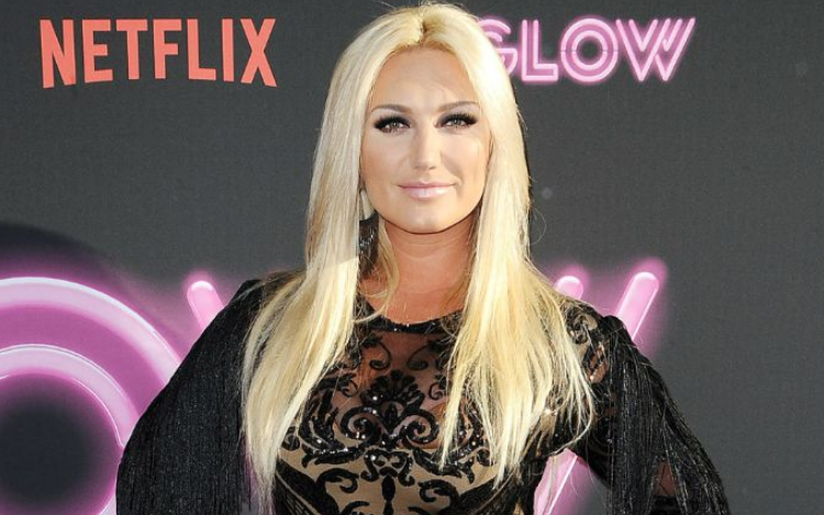 Brooke Hogan, American reality television star, actress, singer-songwriter, and media personality