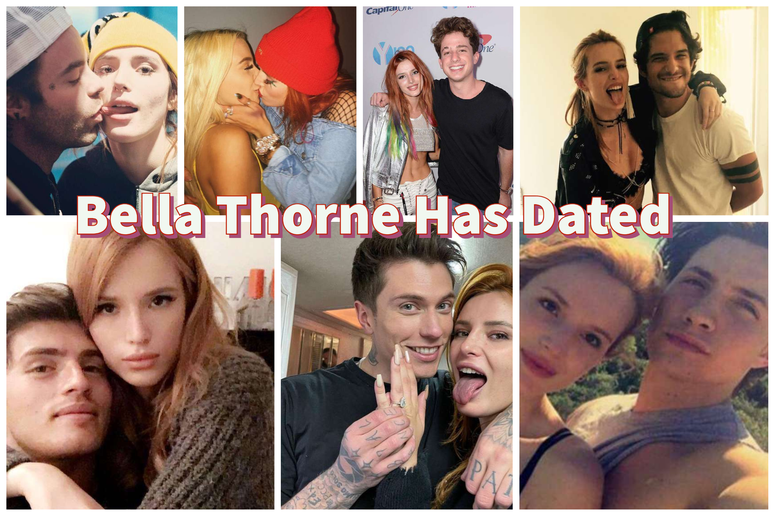 Bella Thorne Has Dated