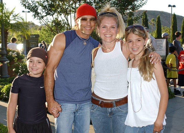 Melissa Reeves family
