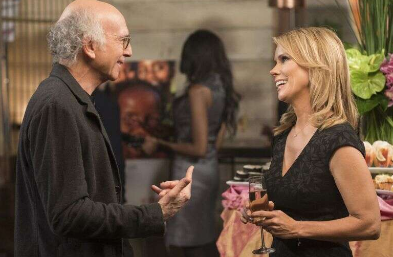 Cheryl Hines In Crub Your Enthusiasm