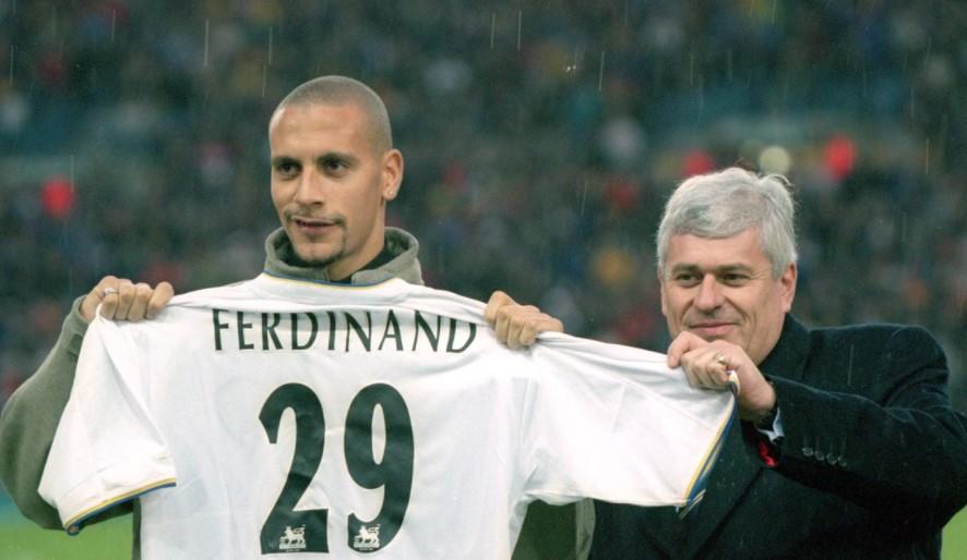 Rio Ferdinand Leeds United