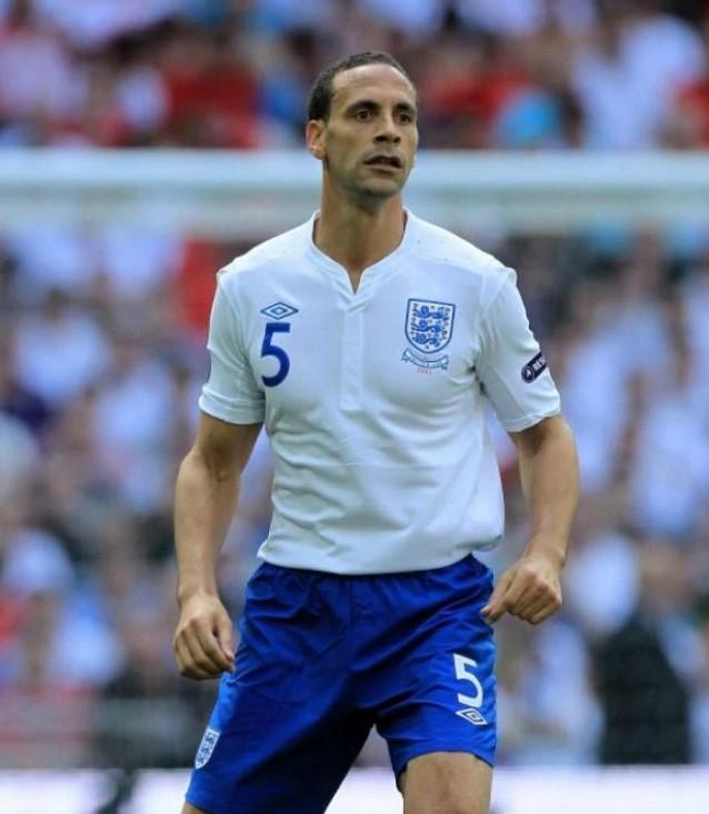 Rio Ferdinand England