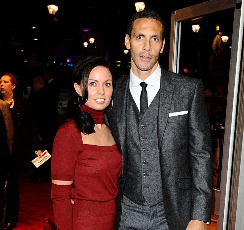 Rio Ferdinand wife