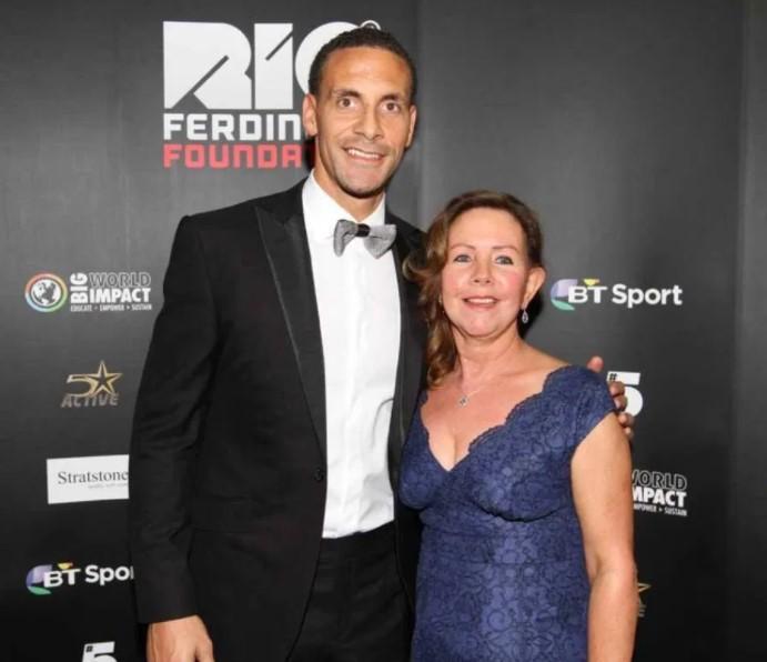 Rio Ferdinand mother