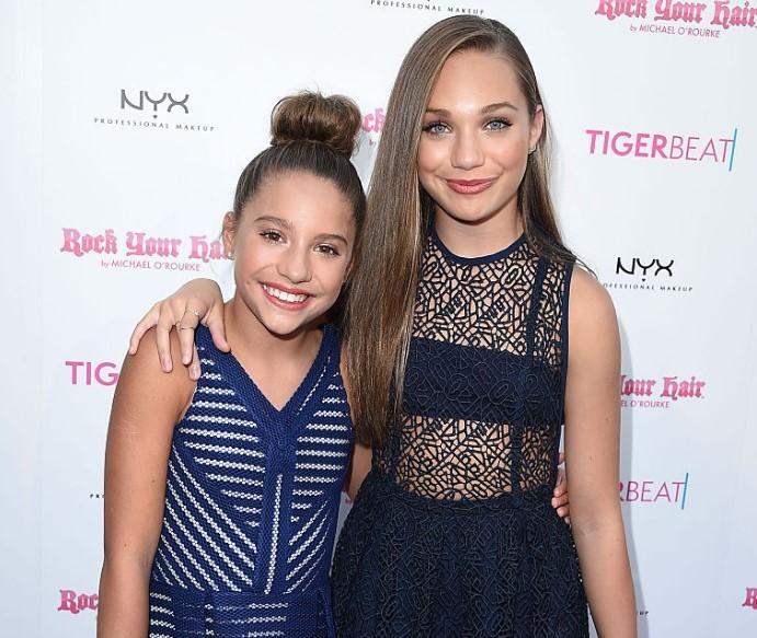 Maddie Ziegler Sister